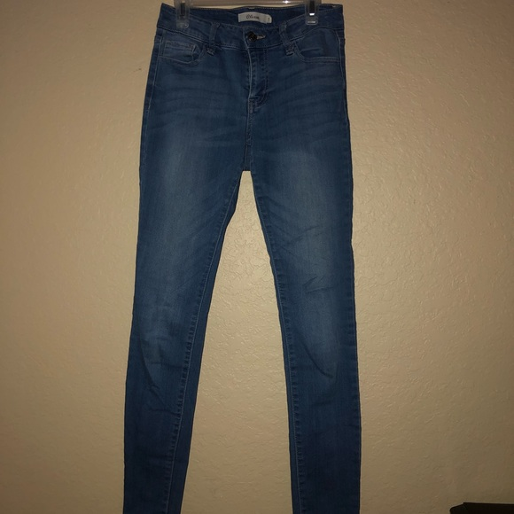 Cello Denim - High waisted blue jeans size 1